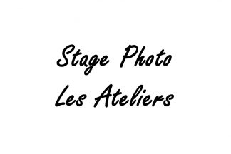 Stage Photo - Les Ateliers