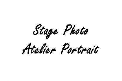 apprendre la photo portrait