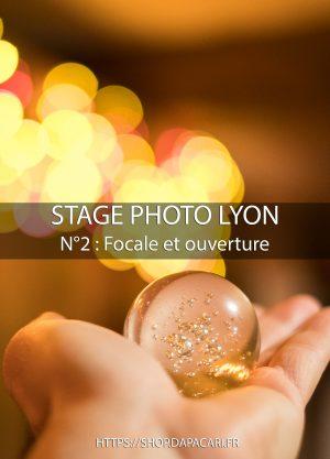 apprendre en photo le flou d'arrière plan à Lyon