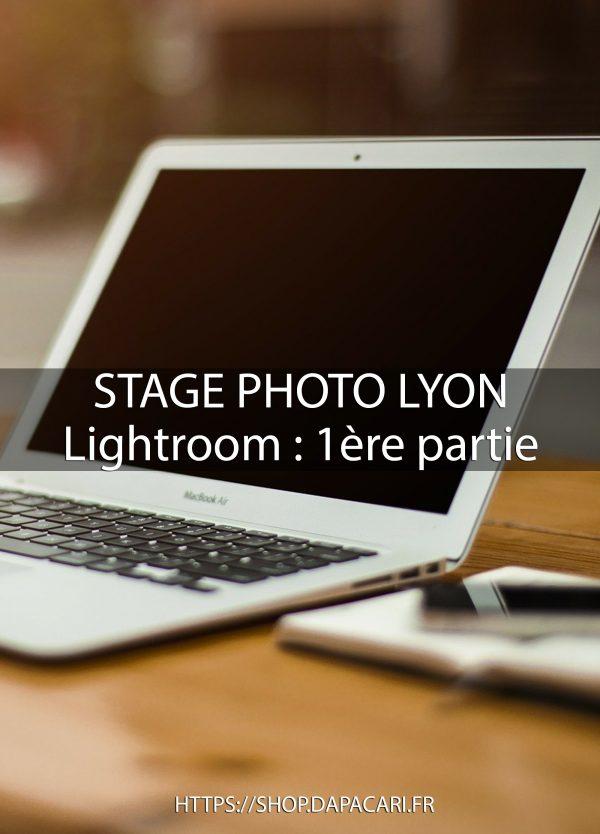 Apprendre à utiliser le Lightroom
