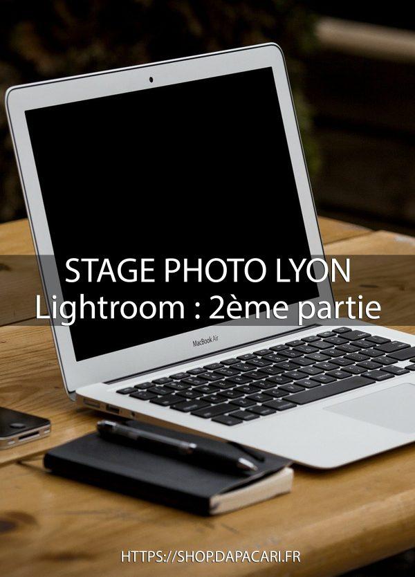Apprendre en détail le logiciel Lightroom en photographie