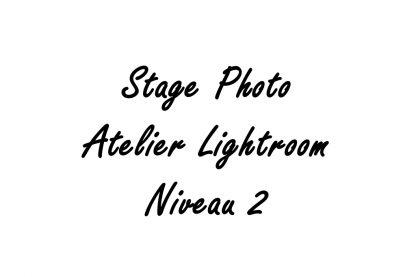 Stage photo Lightroom à Lyon