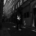 photographe noir et blanc à lyon