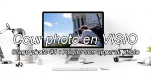 apprendre la photo à distance en visio