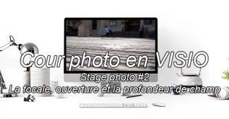 cours photo en visio avec photographe professionel