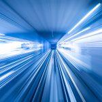 photographe lyon vitesse dans le métro