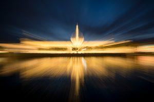 effet de vitesse en photographie avec le top photo challenge