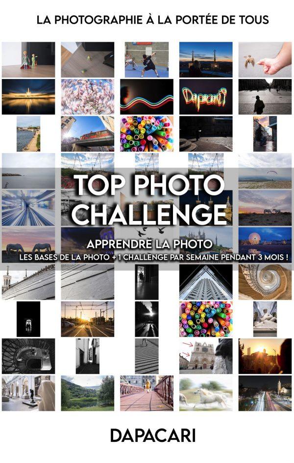 Top photo challenge livre